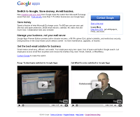 Google Apps resource site ~Microsoft ExchangeからGoogle Appsへの移行をご検討の皆様へ~