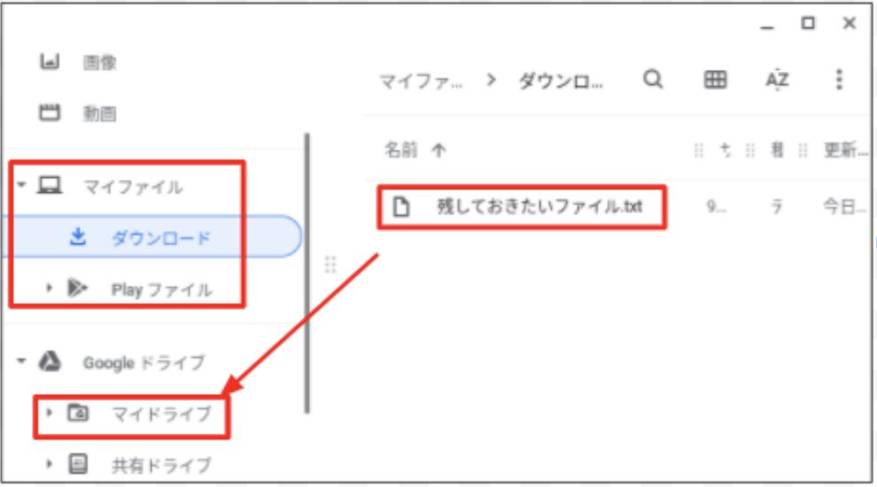 Chromebook を初期化(リセット)する手順を解説04