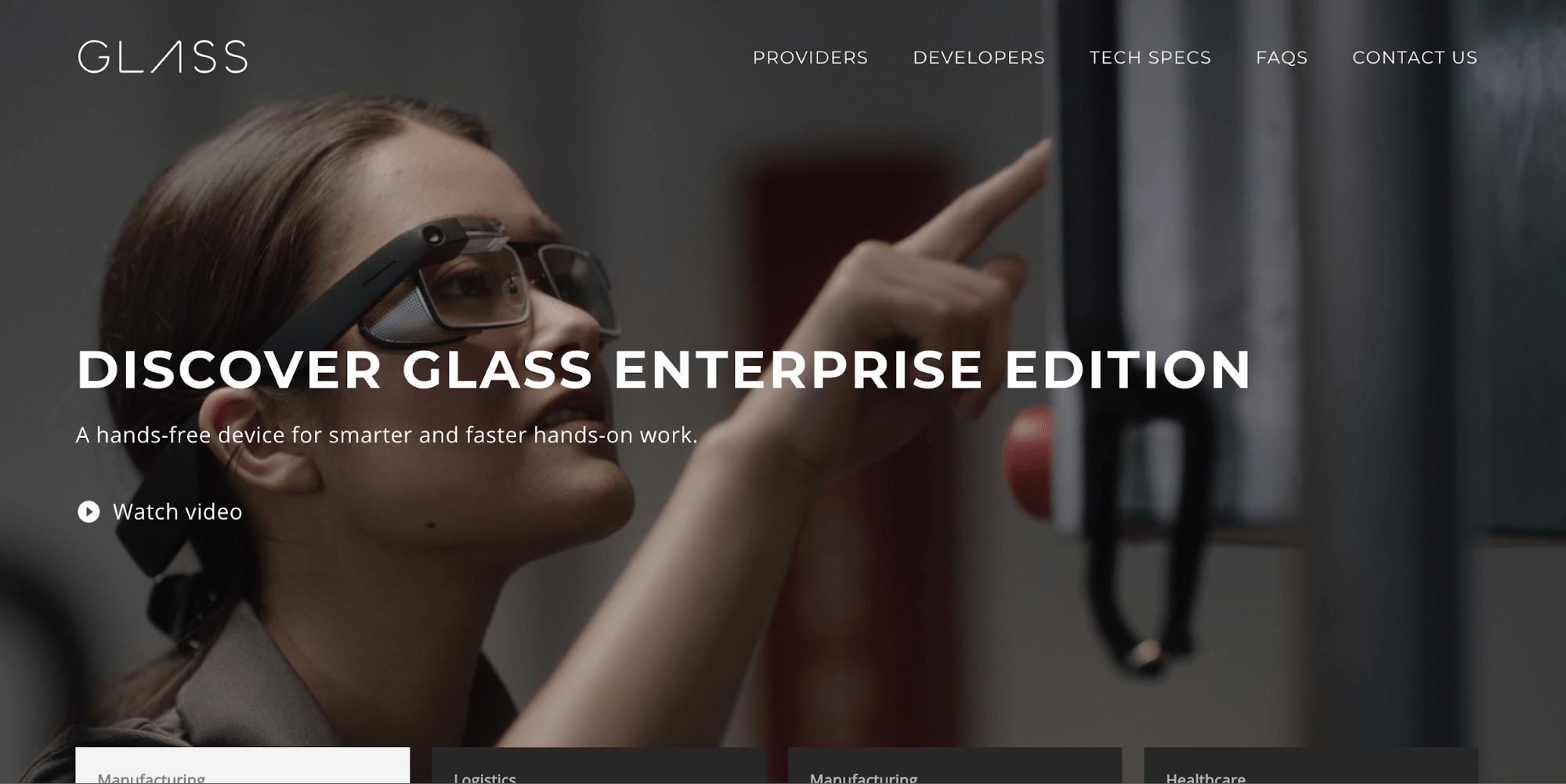 ビジネスユーザ−必見!話題商品 「Glass Enterprise Edition 2」を購入してみた