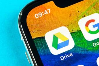 Googleドライブの基本的な使い方とビジネス導入に検討すべきこと