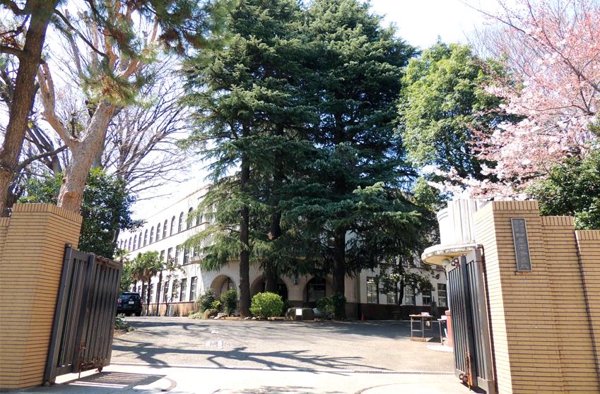 東京学芸大学附属高等学校 メイン写真