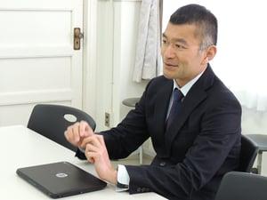 東京学芸大学附属高等学校 インタビュー写真