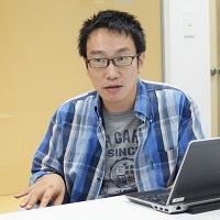 株式会社アイスタイル  ユーザーサービス本部 データ分析グループ  シニアプロデューサー 中谷直弘 氏
