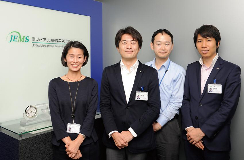 株式会社ジェイアール東日本マネジメントサービス様  Google Apps for Work™ 導入事例