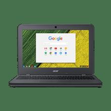 Chromebook 11 スティールグレイ