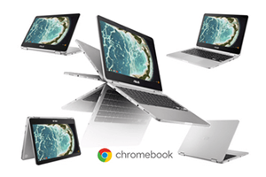 Chromebooks for Work