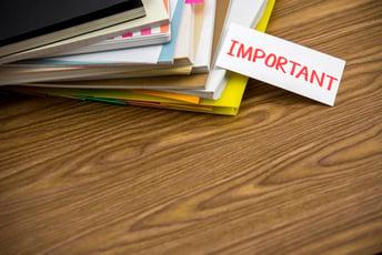 一般企業におけるデータ管理の重要性や注意すべきポイントを紹介する