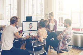 Hangouts Meet のプレミアム機能を開放!録画機能の操作方法