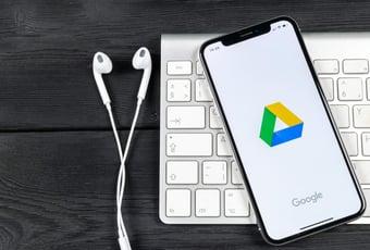 Google ドライブ のファイル共有をもっと安全にできる Cmosy