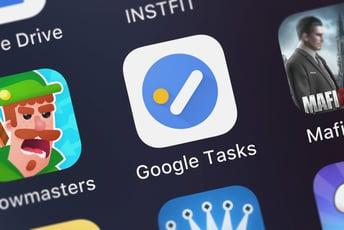 G Suiteでタスクを管理する便利なツール「Google Task」と「Google Keep」とは?