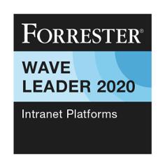 Forrester Wave Leader 2020